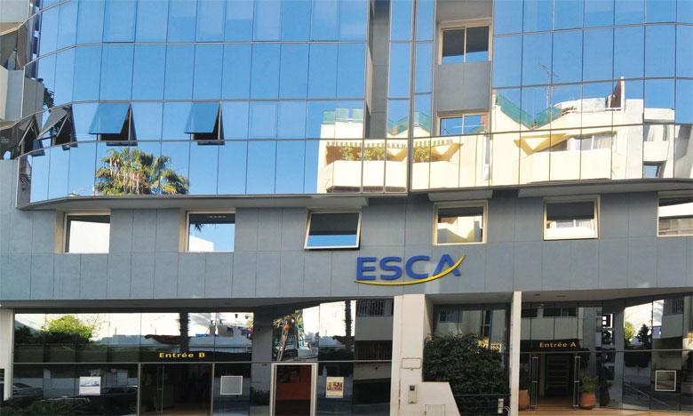 «Pour la rentrée 2021, ESCA École de Management ouvrira les portes de son nouveau campus au sein de la nouvelle place financière Casa Finance City»