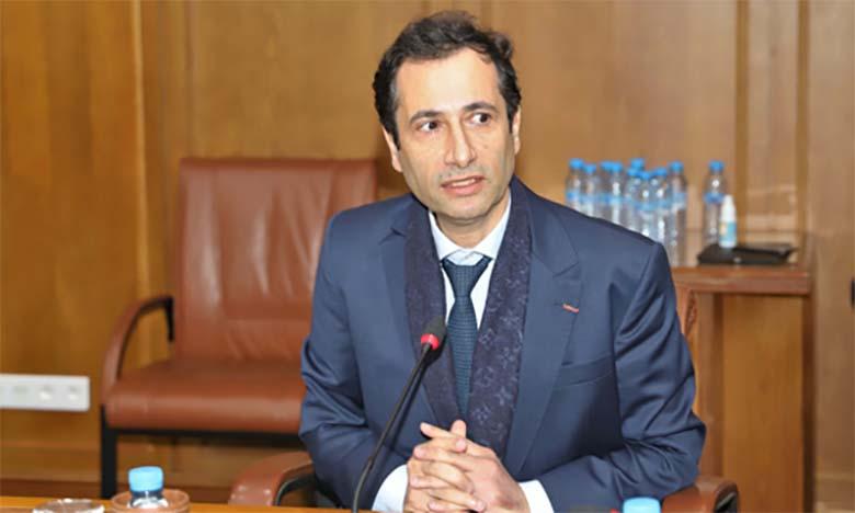 Mohamed Benchaâboun présente en Commission le cadre général du projet de loi de Finances 2021