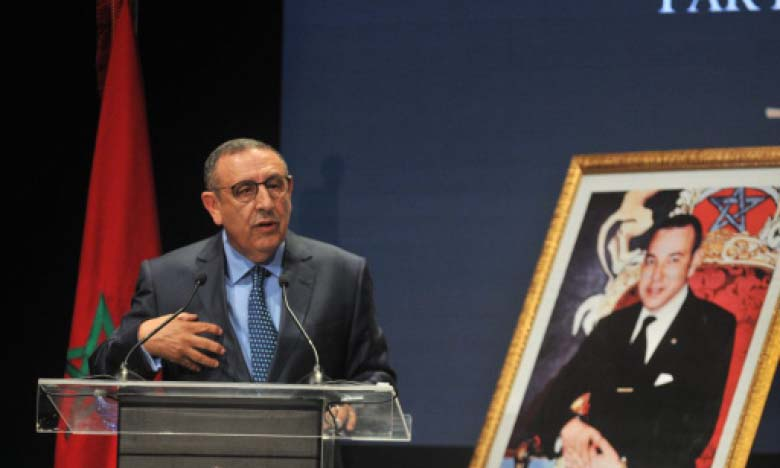 Youssef Amrani, Ambassadeur de Sa Majesté le Roi en Afrique du Sud.