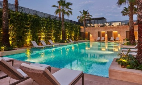 Four Seasons Hotel Casablanca Ouvre a nouveau les portes de son Oasis urbaine