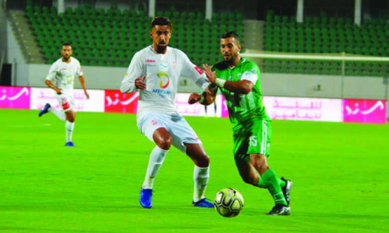 El Mehdi Oubila offre la première victoire  de la reprise au HUSA et enfonce le RBM