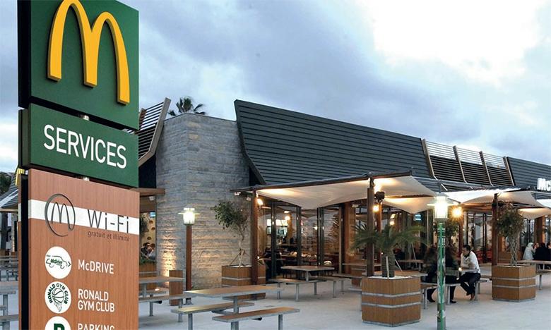 19 millions de dirhams pour le nouveau  McDonald's Zenata