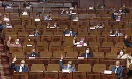 Chambre des représentants: Le projet de loi de finances rectificative adopté en 2e lecture