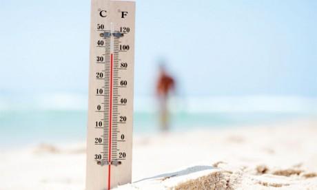 Forte vague de chaleur mardi et mercredi dans plusieurs provinces du Royaume