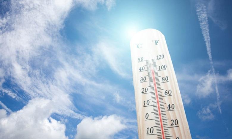 Vague de chaleur du samedi au mardi dans plusieurs provinces du Royaume