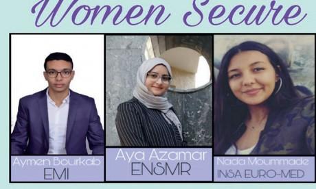 Des projets d'élèves-ingénieurs au service  de l'espace public pour les femmes