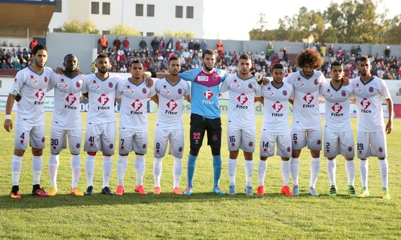 L'équipe de football de l'Olympique de Safi (OCS) occupe actuellement la 13e position à la Botola Pro D1 avec 21 points (03 victoires, 12 nuls et 04 défaites). Ph : DR