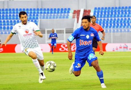 Le Raja ramène un point d'El Jadida pour sa reprise