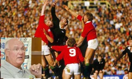 Rugby :  Andy Haden est mort  à 69 ans