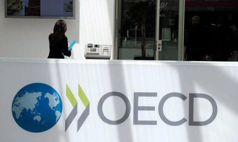 OCDE : L'inflation ralentit à 0,7% en mai