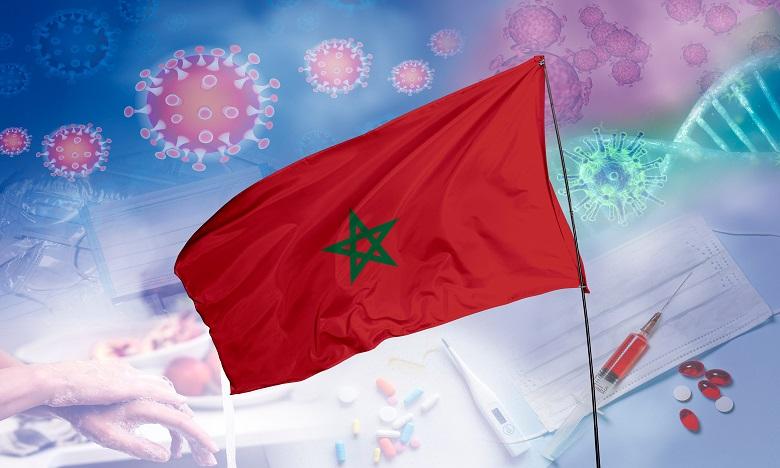 Covid-19/Maroc: Les nouvelles contaminations en repli. Hausse sensible des rémissions