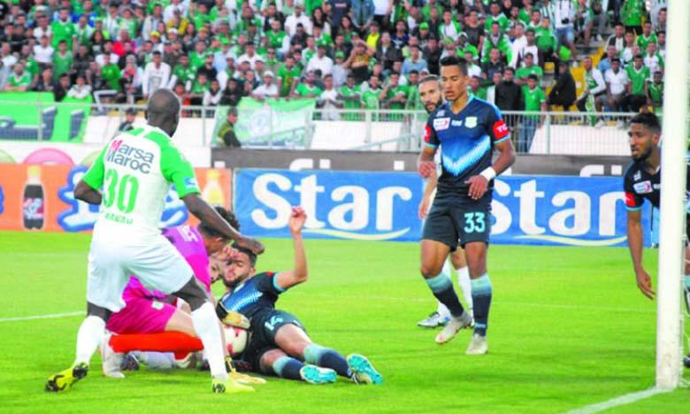 Le match DHJ-Raja, affiche bouillante  de la reprise, le WAC affronte le MCO