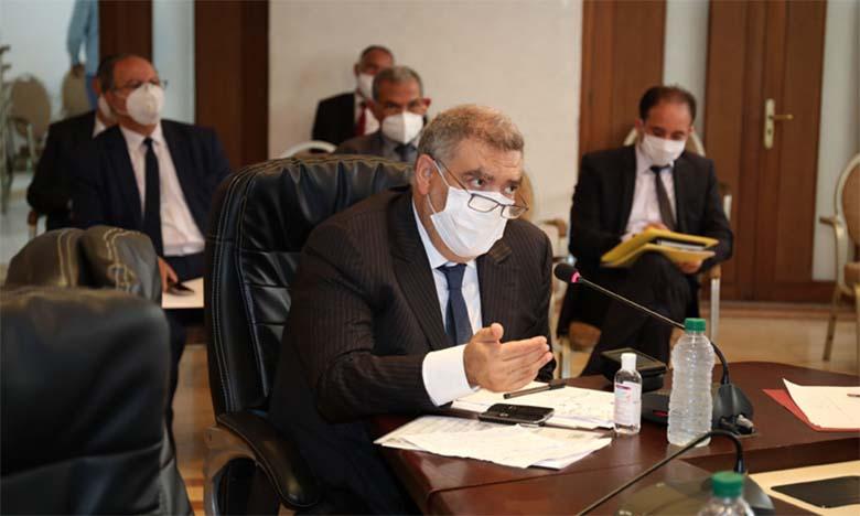 Adoption en commission du projet de loi portant réorganisation de la Fondation Hassan II des œuvres sociales des agents d'autorité