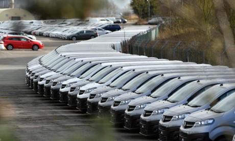 Automobile  : Le marché français se redresse en juin