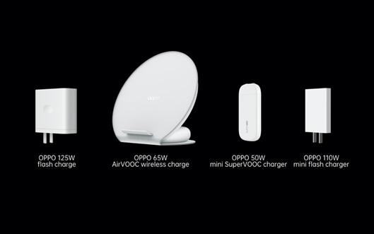 OPPO lance sa nouvelle gamme de systèmes de chargeur Flash Charge