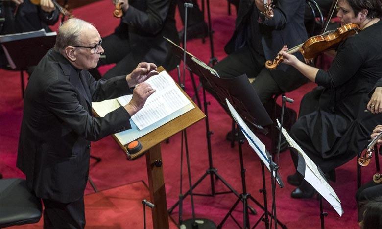 Ennio Morricone  s'est éteint à l'âge de 91 ans dans une clinique de la capitale italienne où il était hospitalisé. Ph : DR