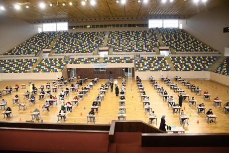 Bac 2020 : 150.655 candidats à la première étape de l'examen, dont 6 atteints de la Covid-19