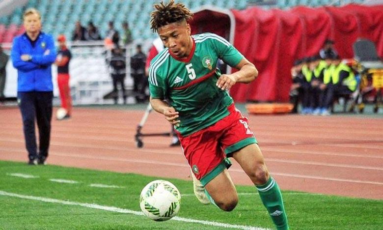 Le Fath Union Sport et le SCO Angers «Ligue 1 française» sont parvenus à un accord pour le transfert définitif de Oussama Falouh . Ph : DR