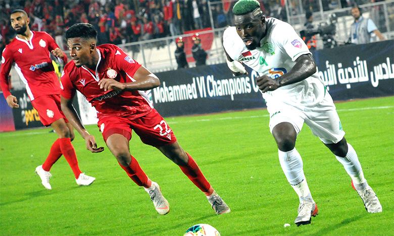 Le derby casablancais entre le WAC et le Raja se jouera le 26 août à 22 h au complexe Mohammed V.