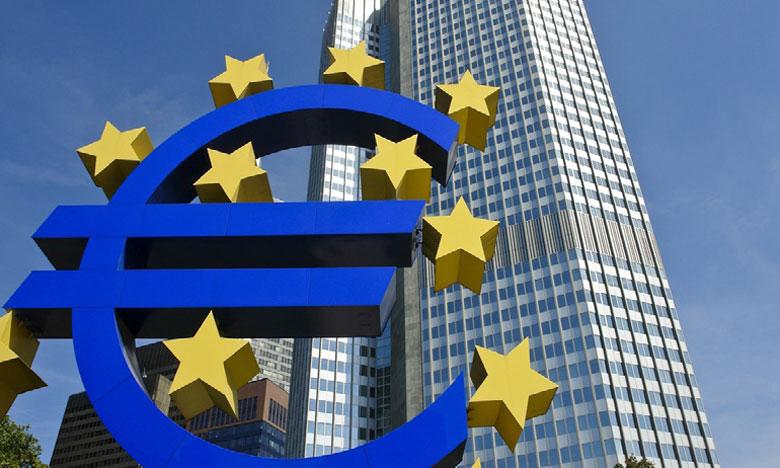 À travers les rachats de dette, publique et privée, la BCE a expliqué vouloir soulager les États et entreprises de la zone euro en période de crise.Ph. DR