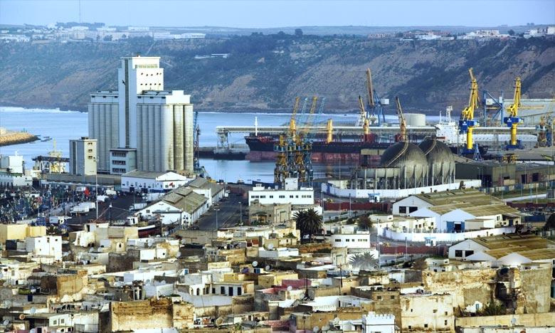 Au niveau de l'importation des céréales, le port de Safi est placé 5e, représentant ainsi 3,8 % de ce trafic national.Ph : DR