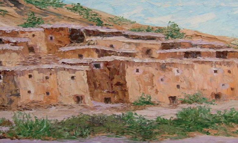 «Reg... arts, Mon parcours artistique» raconte la passion de Afif Bennani pour la peinture