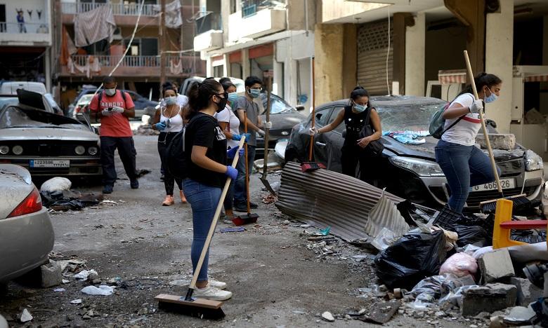 Explosions à Beyrouth: Les autorités se donnent quatre jours pour établir les responsabilités