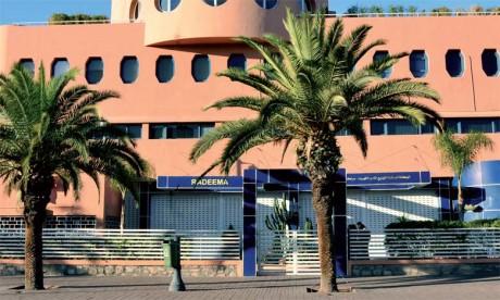 """Marrakech : La RADEEMA, premier établissement à obtenir le Label """"TAHCEINE"""" au niveau national"""