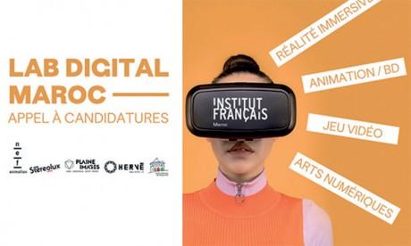 Appel à projets pour le Lab Digital Maroc