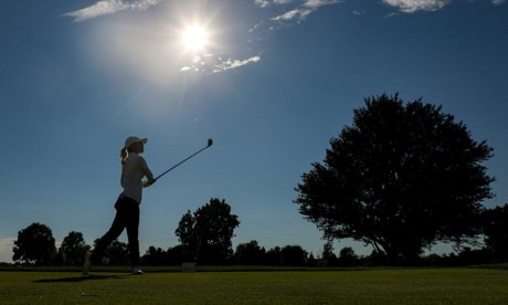Golf: le tournoi de Shanghaï annulé