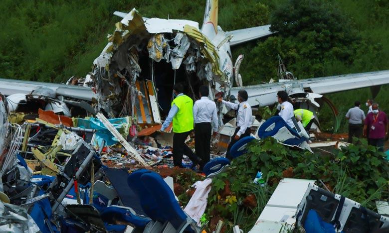 le nombre de morts, qui comprend deux pilotes, est susceptible d'augmenter car de nombreux blessés sont dans un état grave. Ph : AFP