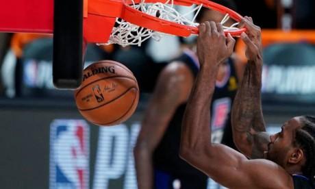 Boston démarre très fort, les Clippers douchent Dallas