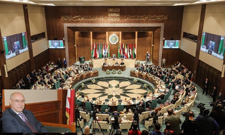 La Ligue des Etats arabes a nommé le diplomate marocain Ahmed Rachid Khattabi à la tête de sa délégation chargée d'observer les élections sénatoriales égyptiennes. Ph : DR