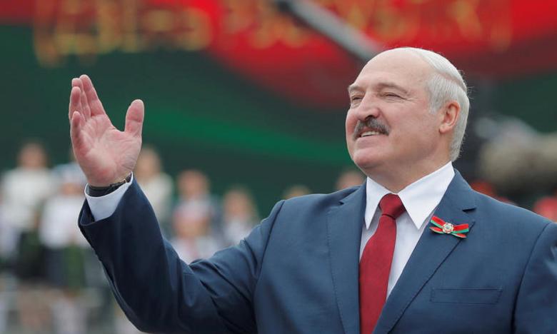 Bélarus: Le président Loukachenko remporte la présidentielle avec 80,23% des voix
