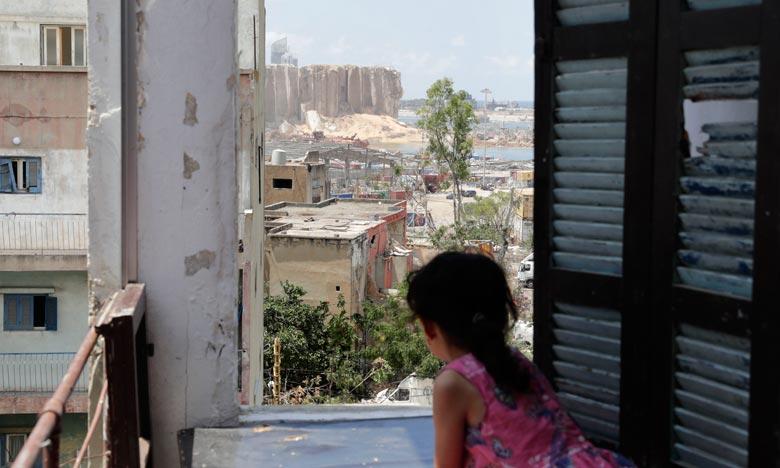 L'aide sera destinée aux efforts de reconstruction succédant à la phase de première urgence dans la capitale. Ph : AFP