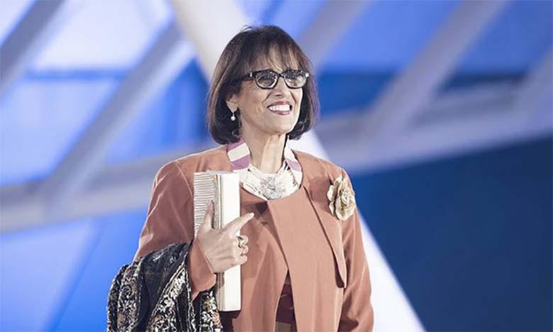 Touria Jebrane : Une grande figure  artistique et humaine n'est plus