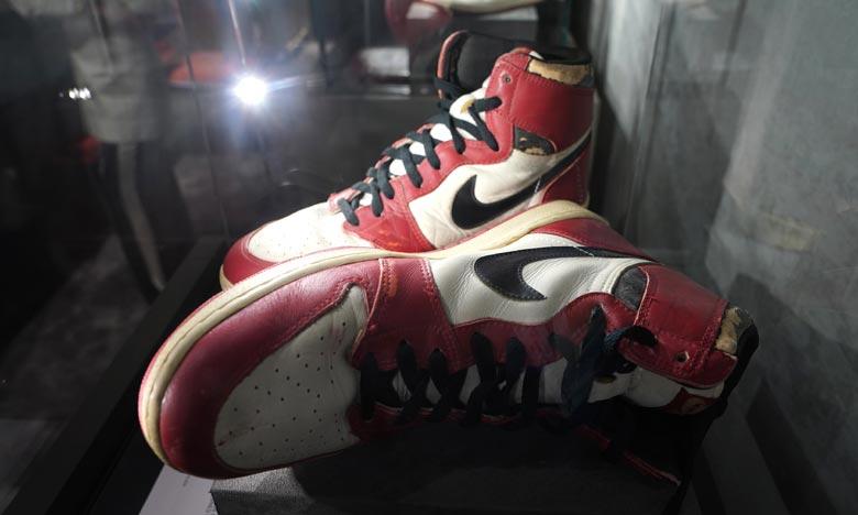 Vente record pour une paire de Air Jordan 1