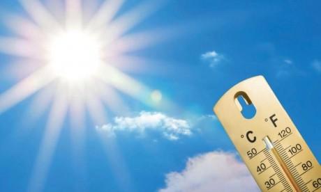 Temps chaud de jeudi à dimanche dans plusieurs provinces du Royaume