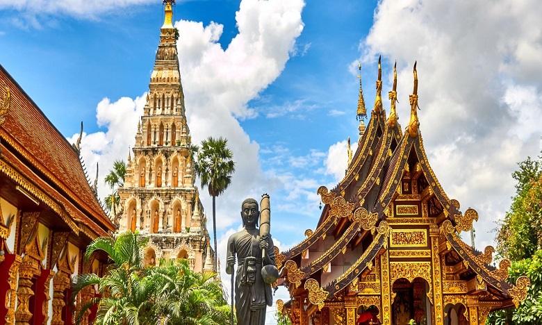 La Thaïlande gère très bien la pandémie...Elle est en tête du classement mondial