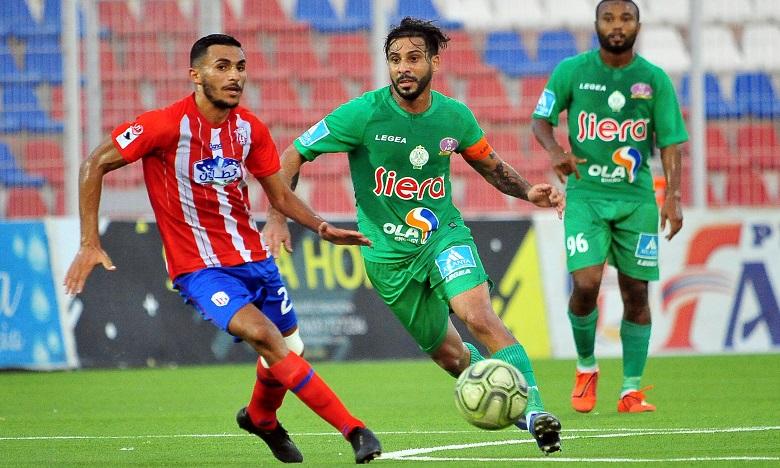 Les hommes de Jamel Sellami ont glané 8 points en quatre rencontres de mise à jour. Ph. AICPRESS
