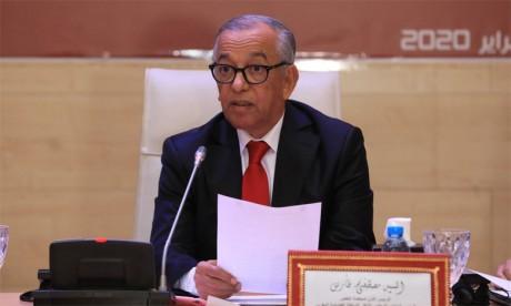 Le président délégué du Conseil supérieur du pouvoir judiciaire appelle les responsables au niveau des différents tribunaux au respect strict des mesures préventives