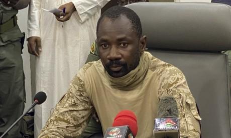 Mali : Assimi Goita remercie S.M. le Roi pour la contribution active du Maroc en vue du dénouement de la crise