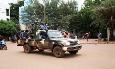 L'Union africaine suspend le Mali après le coup d'Etat