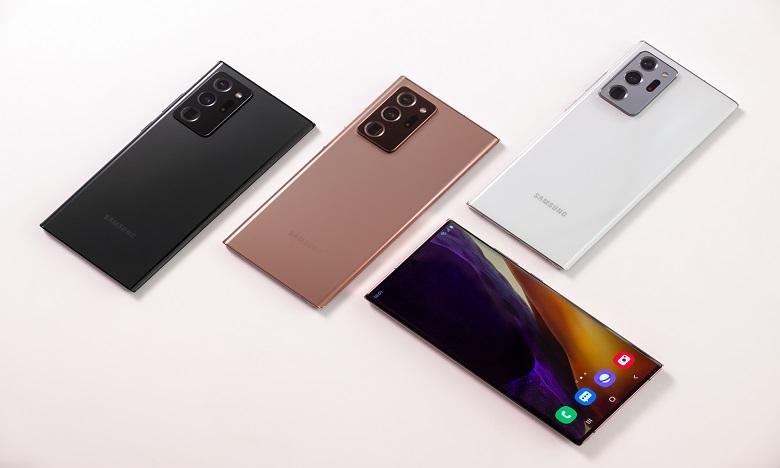 Samsung, devancé par Huawei, lance de nouveaux smartphones de luxe