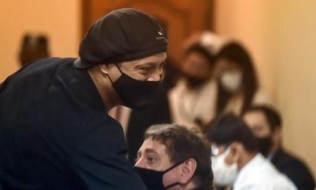 Paraguay: Ronaldinho remis en liberté