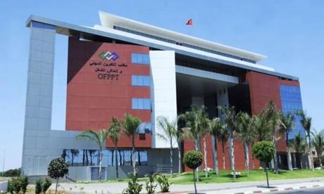 OFPPT : lancement des travaux des cités de Tanger-Tetouan-Al Hoceima et de Beni Mellal-Khenifra
