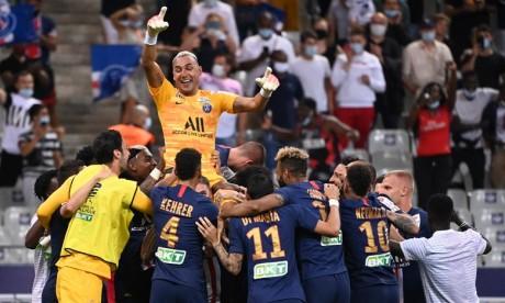 Paris s'offre la dernière Coupe de la Ligue