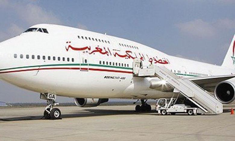 La RAM reconduit les vols spéciaux jusqu'au 10 septembre