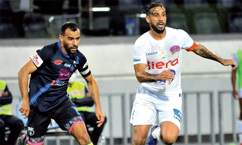 Depuis le début des mises à jour, le Raja compte un match nul et deux victoires, dont une dernière par 2 à 0 contre le CAYB.