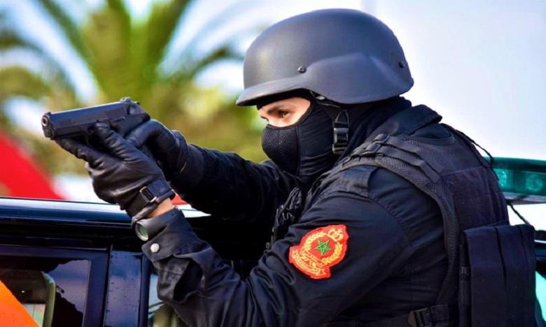 Salé: Les policiers contraints de brandir leurs armes pour interpeller un multirécidiviste